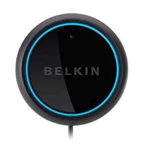 Belkin Bluetooth Car Hands-Free Kit for Apple iPhone, iPod, BlackBerry,and Android Smartphones