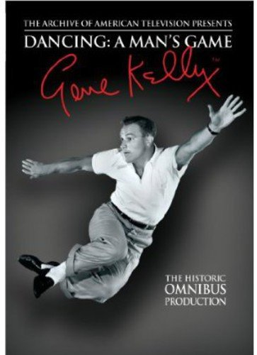 Omnibus: Gene Kelly - Dancing: A Man's Game Mickey Mantle Sugar Ray Robinson Johnny Unitas Dick Button