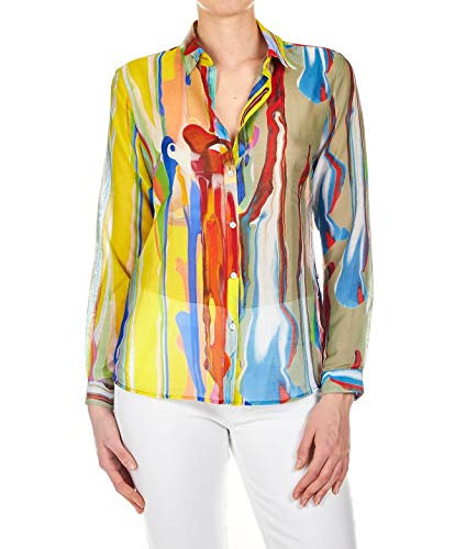 Himon's Himon's Algodon 320907491162 Blouse Mujer Mujer Onfwq0T