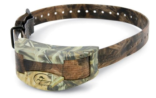 SportDOG Brand WetlandHunter 1825 Add-A-Dog Collar - Additional, Replacement, or Extra Collar for Your Camouflage Remote Trainer - Waterproof and Rechargeable with Tone, Vibration, and Shock by SportDOG Brand