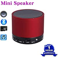 Drumstone Wireless Bluetooth Speakers S10 Handfree with Calling Functions for All Android & iPhone Smartphones (One Year Warranty, Assorted Colour)