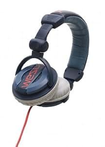 Amazon.com: WeSC Bag Pipe Headphone (Jazz Blue