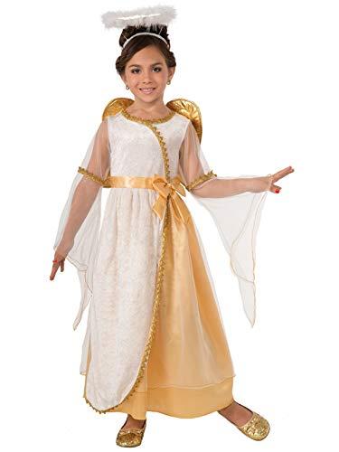 Forum Novelties Golden Angel Costume, Medium