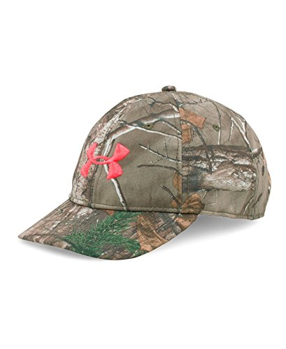 Under Armour Women's Camo Cap, Realtree AP-Xtra, One Size