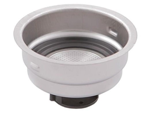 NEW DELONGHI 2 CUP TWO CUP COFFEE FILTER ASSEMBLY