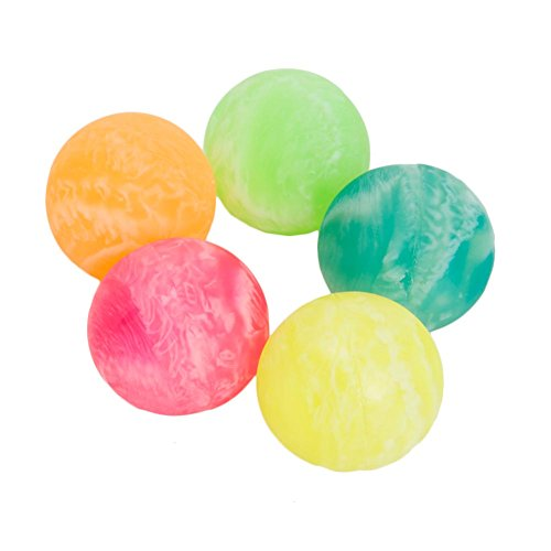 35mm Marbled Rubber Bounce Balls