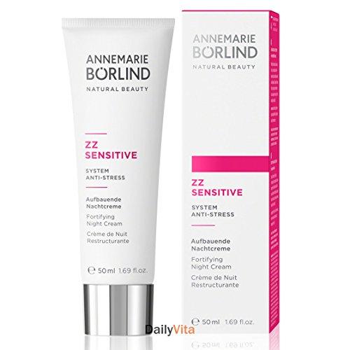 Anne Marie Borlind ZZ Sensitive Night Cream -- 1.7 oz - 2pc