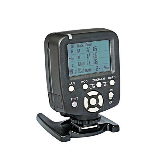 YONGNUO YN560-TX Manual Flash Transmitter and Controller for Select Nikon Cameras by Yongnuo