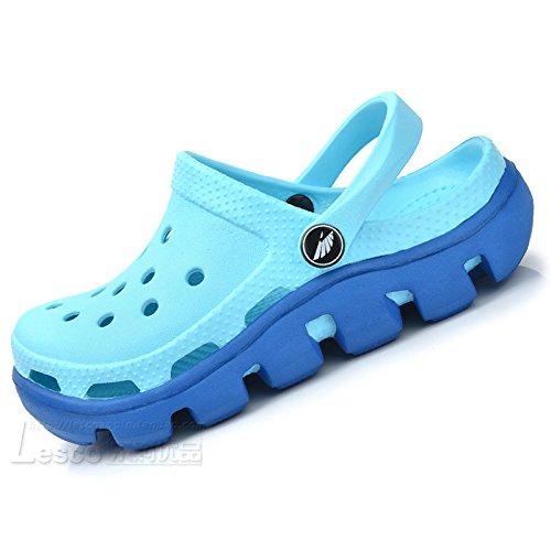 Chaussures Plage Le Dans Grand Chaussons Sandales Chaussures Lin En De De 40 Mm Trou Les Cuir Chaussures Baotou D'Étudiant Nouveau Hommes De L'Été Code 250 Xing Couple Épais Long Ver nbsp; Sandales Trou xvn7HwHS