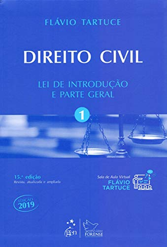 Direito Civil - Vol. 1 - Lei de Introdução e Parte Geral