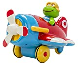 Early Learning Centre (ELC) Toybox Frankie Frog and his Flying Machine Baby Toy