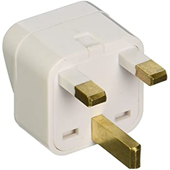 Us To Uk  Prong Travel Outlet Plug Adapter