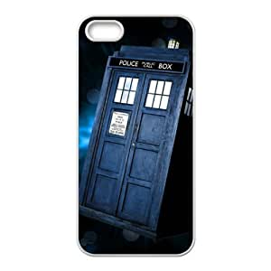 Doctor Who's TARDIS Cell Phone Case for Iphone 5s