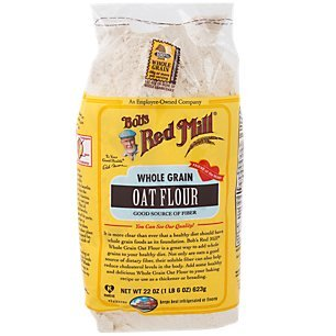 - Bob's Red Mill Whole Grain Oat Flour - 22 oz