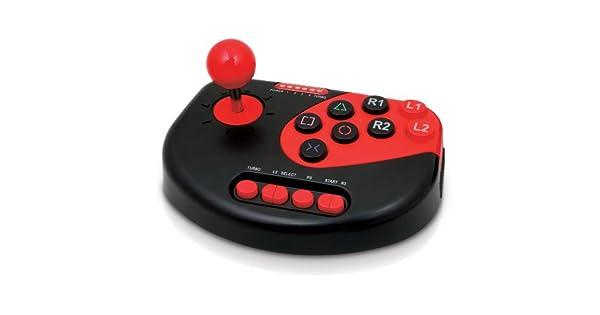 dreamGEAR DGPS3-1360 mando y volante - Volante/mando (Mando de juegos, PC, Playstation 3, Con cables, USB, Negro, Rojo): Amazon.es: Videojuegos