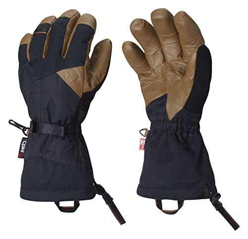 Mountain Hardwear Jalapeno OutDry Glove - Golden Brown Large