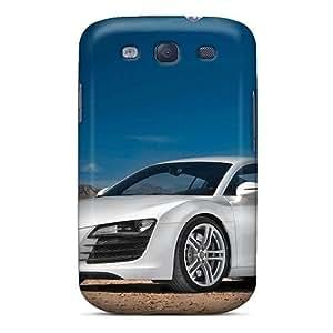Fashion XLuaT1058gtlHR Case Cover For Galaxy S3(audi R8 10)