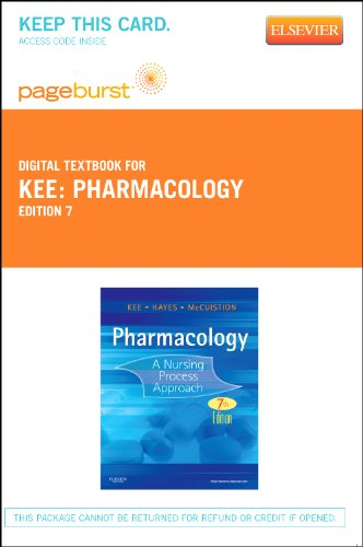 Pharmacology - Elsevier eBook on VitalSource (Retail Access Card): A Nursing Process Approach,