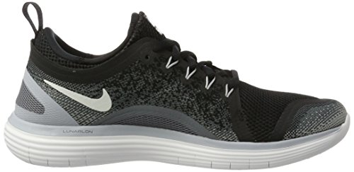 de Grey Black White RN Women's Grey Nike Free cool Beige Chaussures Femme 2 Distance Fitness Running dark Multicolore T0OAg7