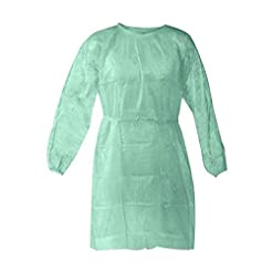 Disposable Isolation Gown Size: Universa...