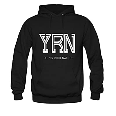 Young Rich Nation Migos Mens hoody Sweatshirt