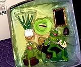 Muppets Palisdades Rainbow Connection Playset Kermit