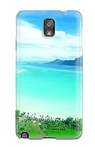 New Bora Bora Tpu Case Cover, Anti-scratch HdOlXfi4454FthkE Phone Case For Galaxy Note 3