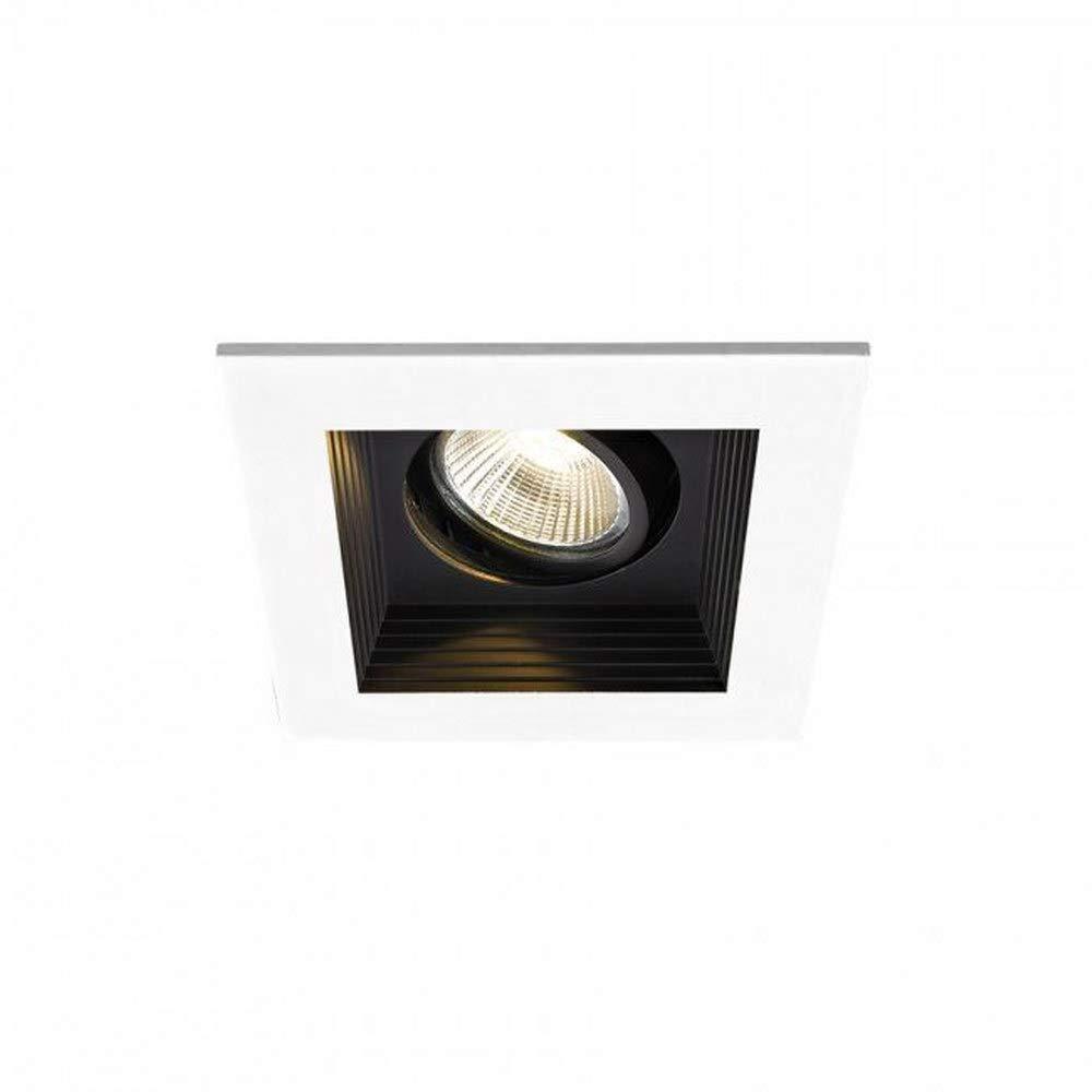 WAC Lighting Mini Multiples LED Three New Construction Housing with Trim and Light Engine