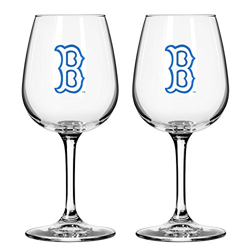 NCAA UCLA Bruins Game Day Wine Glass, 12-ounce, 2-Pack