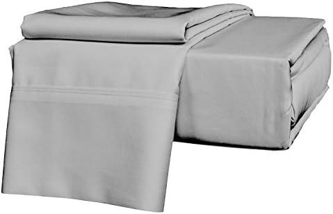 SGI Bedding 600 TC Ultra Suave 100% de Cama de algodón Egipcio 4 ...