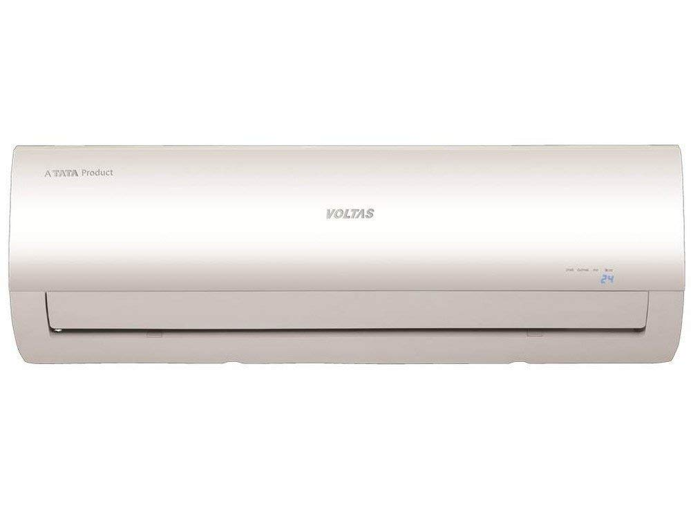 Voltas 1.5 Ton 3 Star Inverter Split AC (Copper, 183V CZT3 (R32), White)