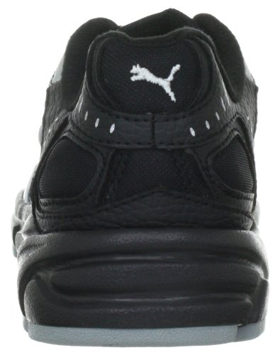 White Jr Trainers 4 Negro Children bright Unisex 185699 Xenon V black white Uk Trainer Puma 0fqA7