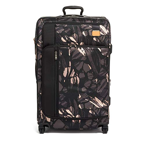 - TUMI - Merge Extended Trip Expandable Packing Case Large Suitcase - Rolling Luggage for Men and Women - Grey Highlands Print