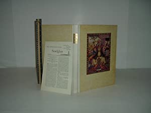 Hardcover THE BOOK OF JOB 1944 Heritage Press Edition Illustrated by ARTHUR SZYK Book