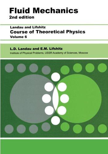 Fluid Mechanics: Volume 6 (Course of Theoretical Physics S)