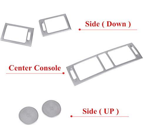 Console centrale int/érieure et fa/çade da/ération lat/érale 5 pi/èces
