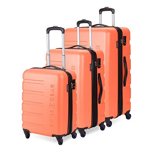 SWISSGEAR 7366 3 PC Luggage Set- Orange