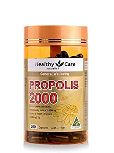 Healthy Care-Propolis 2000mg 200 Capsules