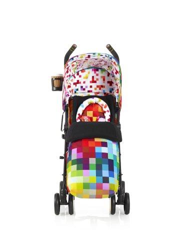 Cosatto Supa Stroller, Pixelate by Cosatto (Image #1)