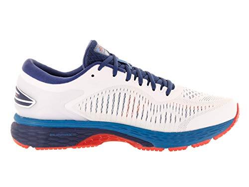 Gel Print Da kayano Running Scarpe blue Uomo Asics 25 White SxO4fHH