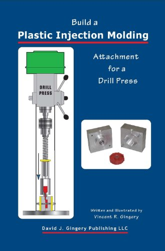 Build a Plastic Injection Molding Attachment for a Drill Press
