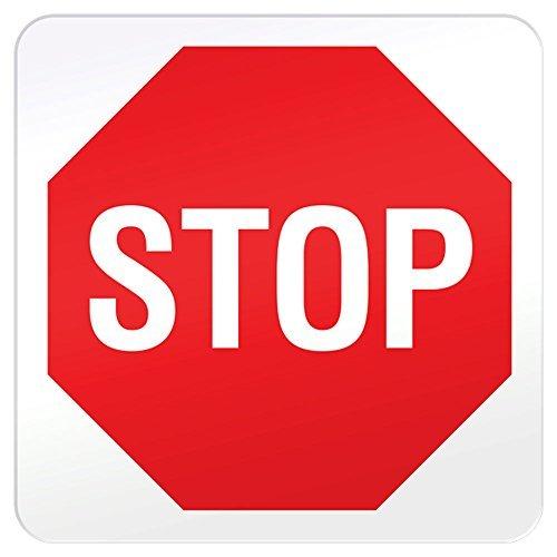 Sign Costume Crosswalk (ifloortape Armor Industrial Polyethylene White Red