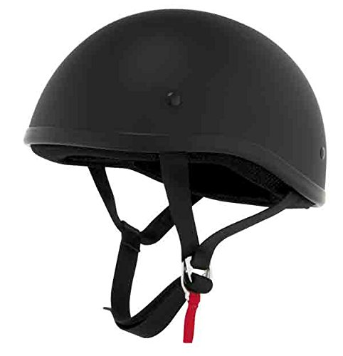 Skid Lid Helmets Original Solid Helmet , Size: XL, Primary Color: Black, Helmet Category: Street, Distinct Name: Flat Black, Helmet Type: Half Helmets, Gender: Mens/Unisex XF64-6634