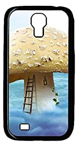 Brian114 Samsung Galaxy S4 Case, S4 Case - Black Hard PC Cases for Samsung Galaxy S4 I9500 Get High Ultra Fit for Samsung Galaxy S4 I9500