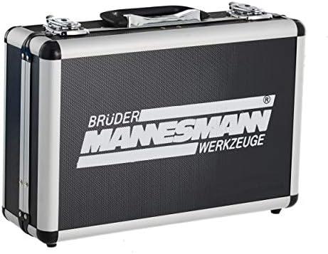 Brüder Mannesmann Werkzeuge 90 piezas) maletín de herramientas, 1 ...