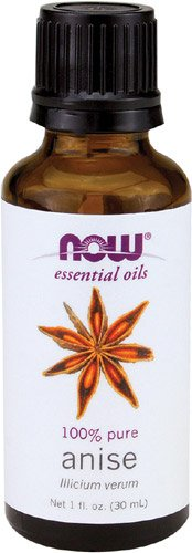 NOW Anise Oil 1 Ounce Pack