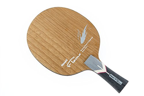 Nittaku Flame FL Table Tennis Racket by Nittaku