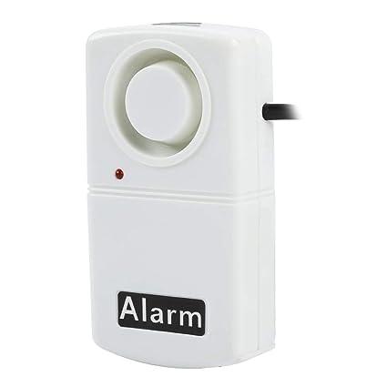 Alarma de Corte energía, CN Plug 220V LED Corte de energía automático Sirena de Advertencia