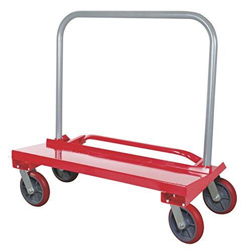Metaltech I-BMD3631R Drywall Cart Removable Handle with 3600 lb. Load Capacity