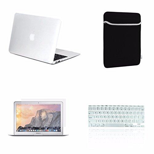 top case clear macbook air 13 - 4